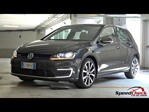 2016 Volkswagen Golf 7 GTE Plug-In-Hybrid - Full Walkaround, Start Up, Engine Sound