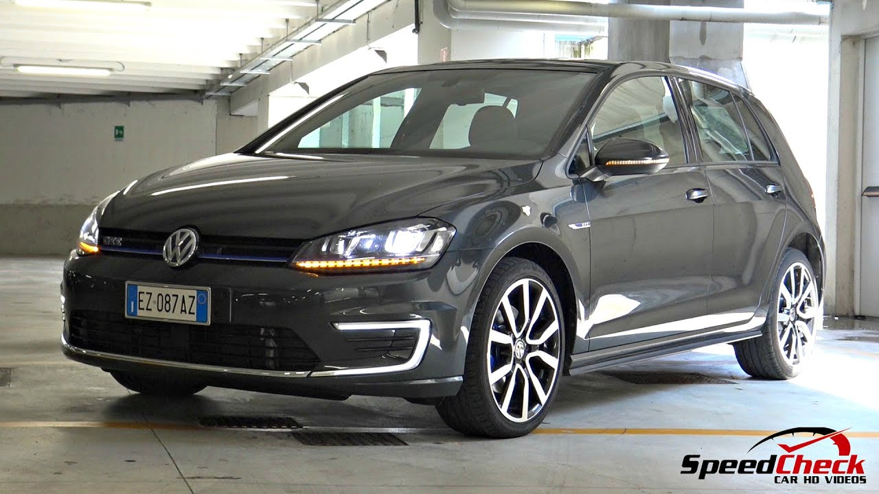 2016 volkswagen golf 7 gte plug in hybrid full walkaround start up engine sound youtube. Black Bedroom Furniture Sets. Home Design Ideas