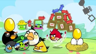 Angry Birds - TAKE THE EGG BACK! RED