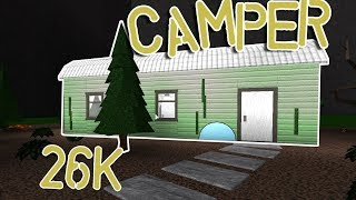 Camper! Roblox - BloxBurg (26k)