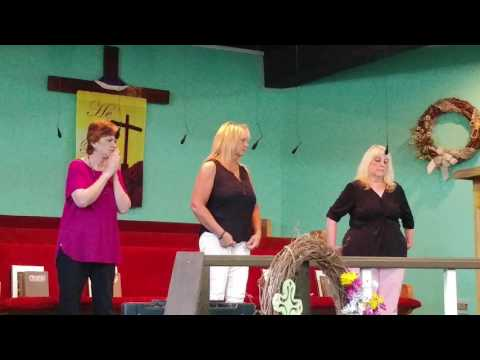 Heavenly Hope Special Singing featuring Rainbows of Living Color..