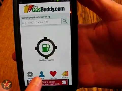Gasbuddy Android App Review