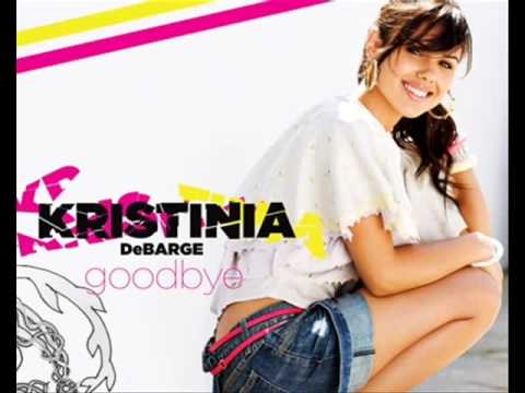 Kristinia DeBarge Goodbye high quality