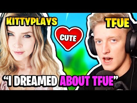 FaZe TFUE REACTS TO KITTYPLAYS *WET DREAM* ABOUT TFUE | Fortnite Daily Funny Moments Ep.141