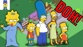 THE SIMPSONS TAPPED OUT BUT WE ARE IN