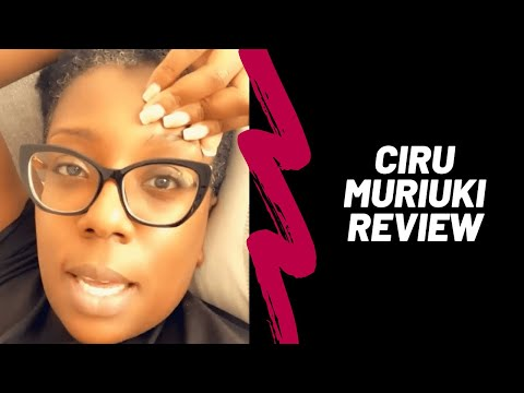 Ciru Muriuki review of Viv's in-Houz Spa