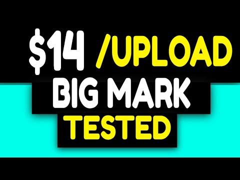 BIG MARK SCAMMER OR LEGIT METHOD -Make Money Uploading Files ($14 Per File) Let's Try This Technique