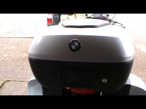 bmw r1200 rt top box bmw r1200rt topbox overview youtube. Black Bedroom Furniture Sets. Home Design Ideas