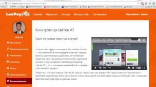 Обзор платформы LeoPays com и сервиса Leo Fast com1