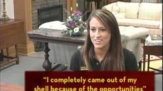 University of Minnesota, Crookston Student Profiles: Alyssa Jensen