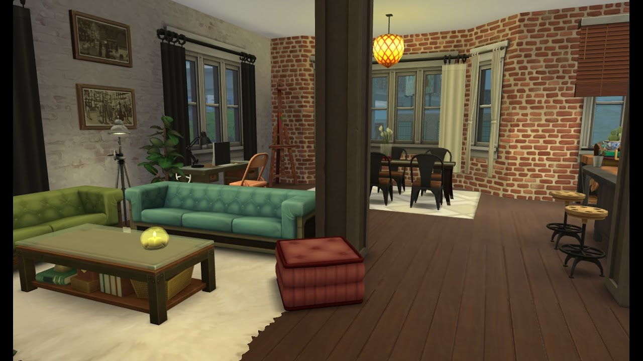 The Sims  City Living Apartments