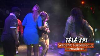 Lady Ponce à Charleroi 6è chansons par Ledoux paradis Télé SPI
