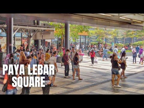 Paya Lebar Square & SingPost Centre Singapore Shopping Tour【2019】