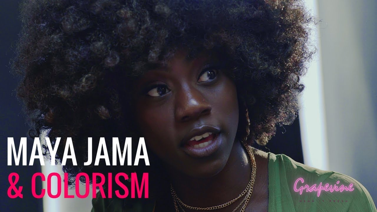 THE GRAPEVINE (UK) | MAYA JAMA & COLORISM | S3EP26 (1/2)