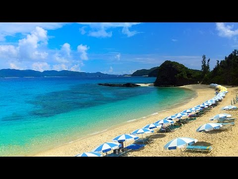JAPAN'S MOST BEAUTIFUL ISLAND - Zamami Okinawa