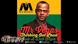Mr Vegas - Thinking Out Loud (Ed Sheeran Reggae Cover Remix) [Love Bump Riddim] Reggae 2015