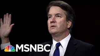 Where Does Justice Brett Kavanaugh Stand On Key Issues? | Velshi & Ruhle | MSNBC