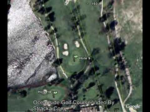"""Oceanside Golf Course(Oceanside)"" Flyover Tour"