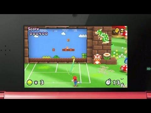 Mario Tennis Open : 3DS Gameplay Trailer