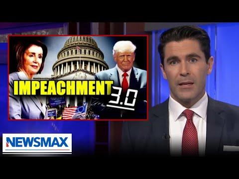 Pelosi ramps up for Impeachment 3.0    Rob Schmitt Tonight