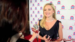 Katherine Bailess at the 24th Annual #FriendlyHouseLA Awards @KatBailess