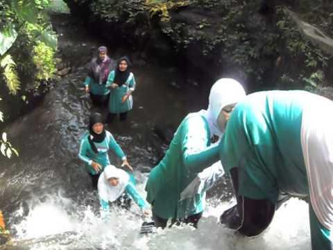 Tracking Sungai Desa Wisata Pulesari Youtube