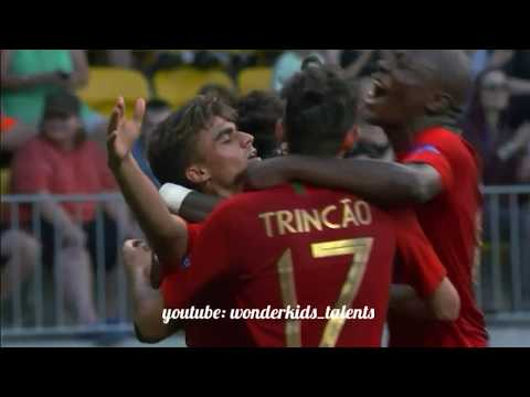 The Next Cristiano Ronaldo!!! Joao Filipe, Portugal Under-19 #BestYoungTalents (Part 1)
