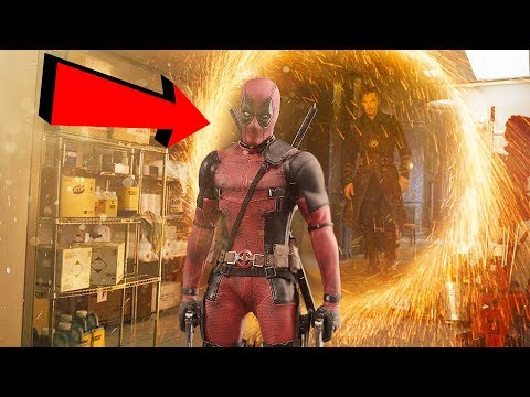 ¿Así Doctor Strange Buscara a Deadpool en los Vengadores la Guerra del infinito?!!-Teoria