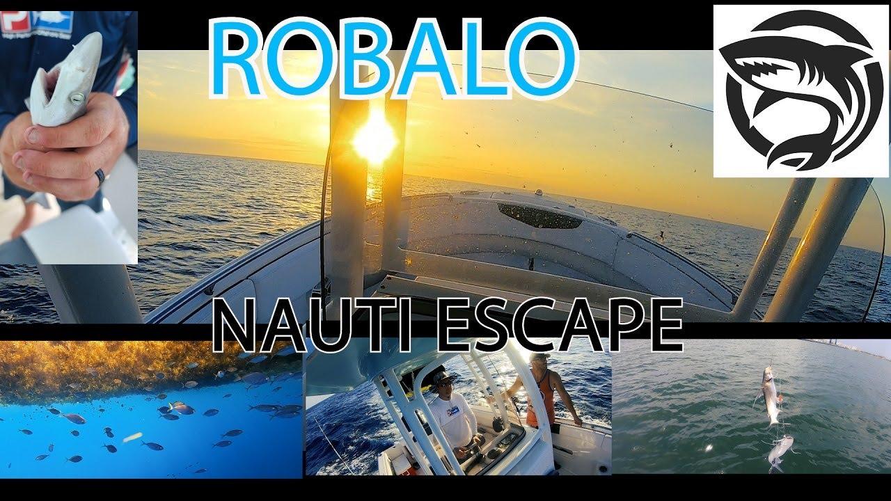 Robalo R222 - Birthday Fishing Trip
