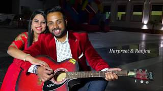 Ishq Tera - Prabh Gill | Full Official Video | Harpreet & Ranjna | Pre wedding 2018 | Romantic Song