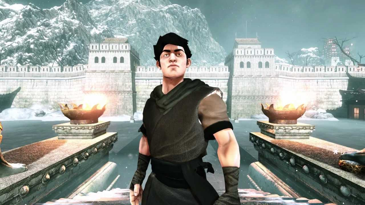Kung Fu Superstar Announcement Trailer