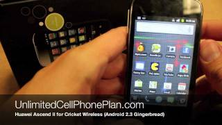 Huawei Ascend 2 II Review for Cricket Wireless - MyCricket