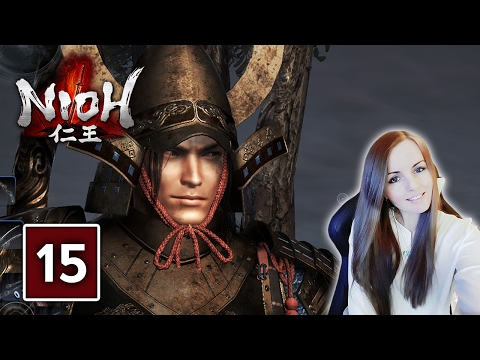 TACHIBANA MUNESHIGE RAGE! | Nioh Gameplay Walkthrough Part 15