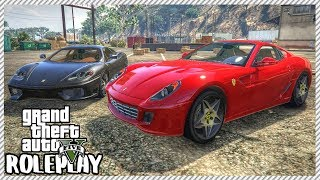 GTA 5 ROLEPLAY - BUYING TWO NEW FERRARIS | Ep. 372 Civ