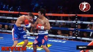 manny pacquiao vs chris algieri full fight analysis pacquiao wins destroy algiere review