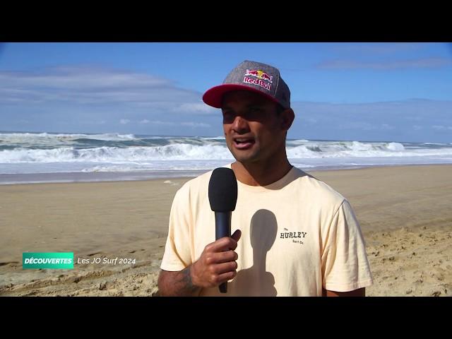 Découvertes - Spéciale JO surf 2024