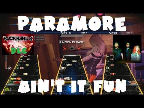 Paramore - Ain't It Fun - Rock Band 4 DLC Expert Full Band (June 22nd, 2017)