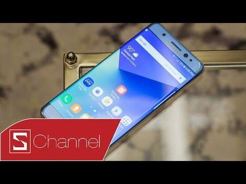 Schannel - Đây là những nâng cấp của Galaxy Note 7 mà nghe xong bạn sẽ muốn mua ngay!