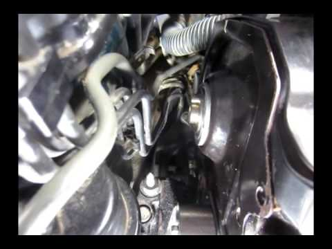How to repair an engine oil leak - Camshaft Oil Seal Replacement