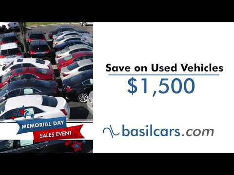 Basil Family Dealerships Labor Day Sale Hours