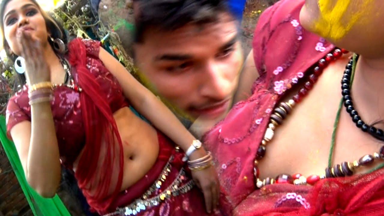 Hd New   Bhojpuri Super Hit Holi Song 2015 -5733