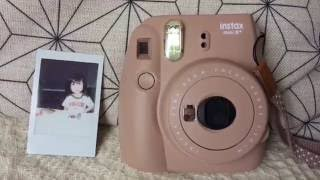 How to Use an Instax Mini Camera(This is a short video I made as a guide on first time Instax users! I bought my Instax Mini 8+ in Amazon as an international version since they dont make the 8+ in ..., 2016-06-13T10:52:19.000Z)