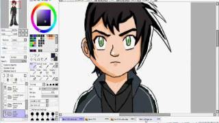 Daryl TAS Style Speed Paint