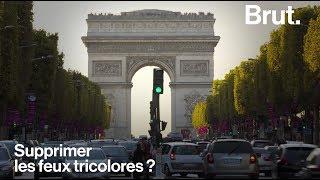 Un arrondissement de Paris supprime les feux de circulation