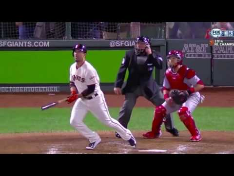 San Francisco Giants Pump Up Video 2017