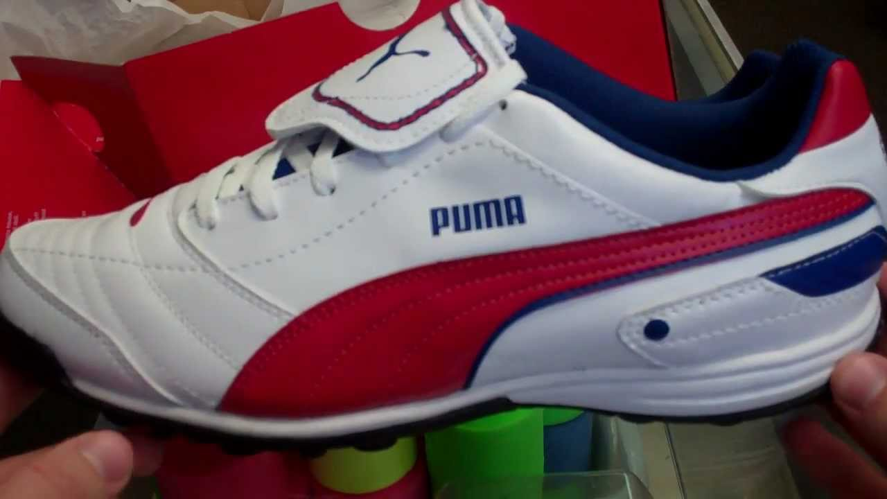 bbec2aa9415e63 Puma Esito Finale TT (White   Ribbon Red   Limoges) Unboxing and Review