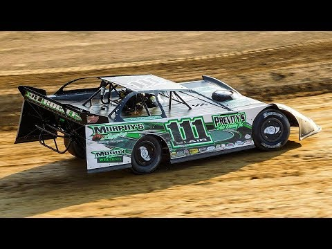 Max Blair #111 | In-Car Camera | Genesee Speedway | 9-17-17