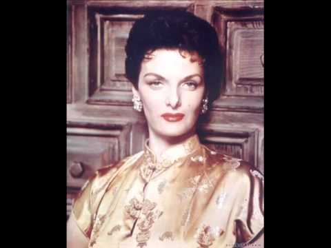 Interview Jane Russell about Clark Gable and Marilyn Monroe with Dick Dinman (AUDIO)