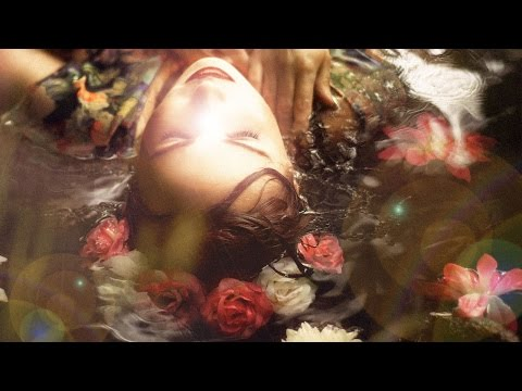 """Peaceful Water Healing Frequency with Water Sounds - """"Healing Springs of The Naiades"""" -with 528Hz"""