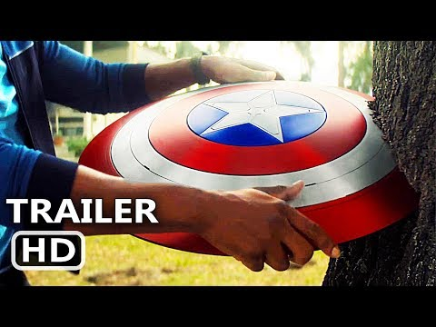 THE FALCON AND THE WINTER SOLDIER Trailer (2020) Loki Marvel Series HD